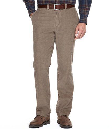 Dress Corduroys: Dress Pants | Free Shipping at L.L.Bean