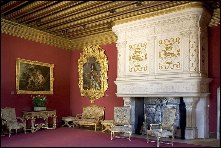 Deco chambre louis xiv pr l vement d for Chambre louis xiv