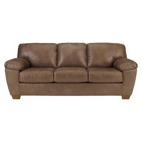 Amazon Sofa - Walnut - Signature Design by Ashley