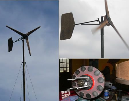 22 Best Images About Diy Wind Turbine On Pinterest Home