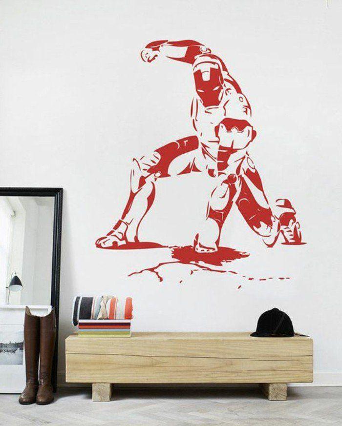 idee deco murale chambre enfant chambre ado ikea decoration murale