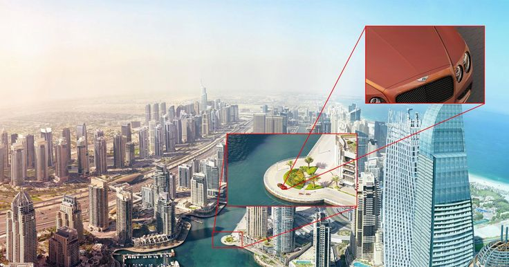 Bentleys New 57.7 Gigapixel Ad is the Worlds Highest Res Landscape Photo