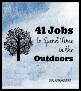 41 Jobs to Spend Time in the Outdoors  sc 1 st  Pinterest & Best 25+ Outdoor jobs ideas on Pinterest | Cool jobs Patio game ...