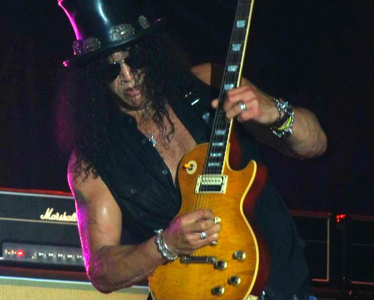 Slash performing live in concert. He is currently touring and will be coming to Scottsdale, AZ on August 1st. Get  your tickets at eseats.com