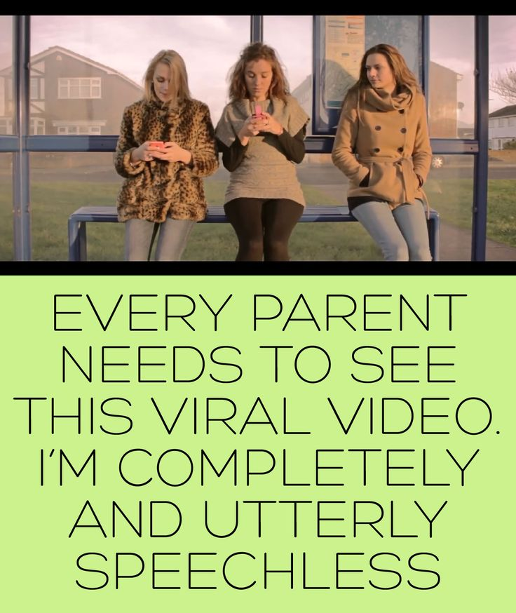 Every parent needs to see this viral video! I'm completely and utterly speechless!!!