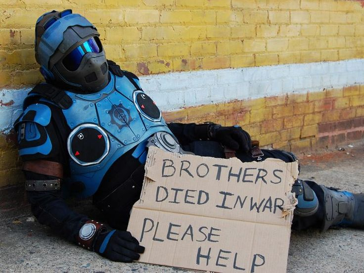 What Carmine Does After Gears of War - Imgur
