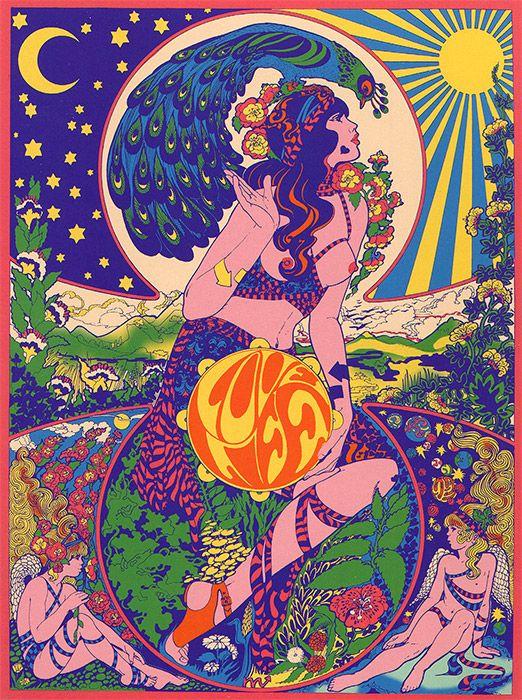 Psychedelic posters - Buscar con Google