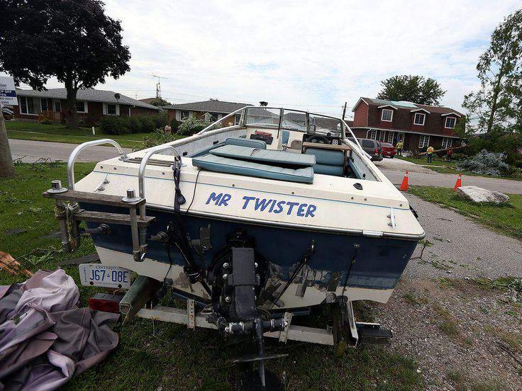 Windsor Tornado: Pictures of damage, clean up, repair in LaSalle