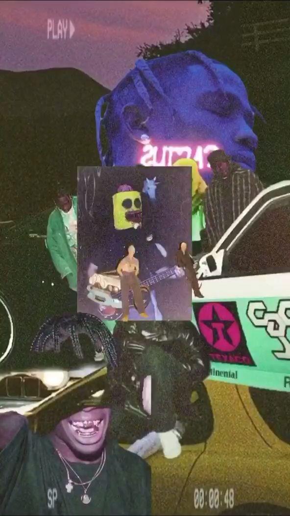 Jackboys On The Loose Video In 2020 Travis Scott Iphone Wallpaper Travis Scott Wallpapers Travis Scott Art