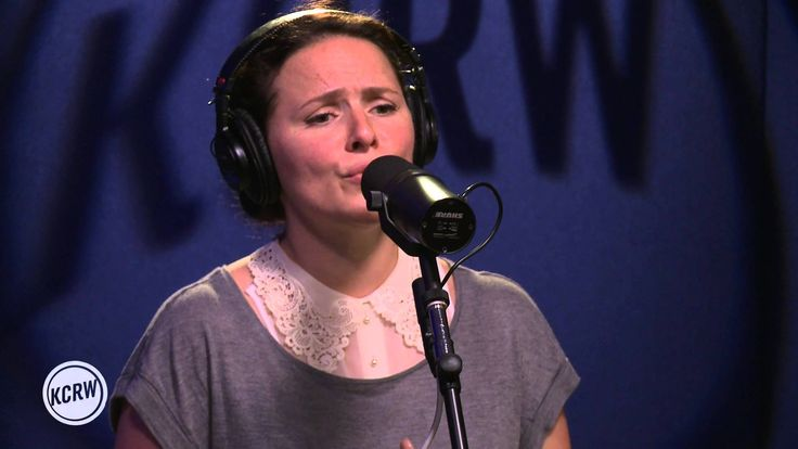 "Emiliana Torrini performing ""Blood Red"" Live on KCRW"
