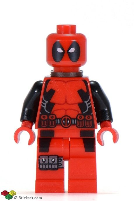 ATTN: ELIs SECRET SANTA  ( LEGO SET WITH DEADPOOL )