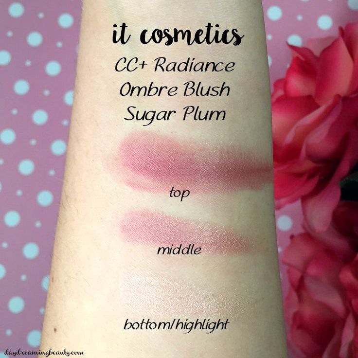 CC+ Ombre Radiance Blush by IT Cosmetics #22