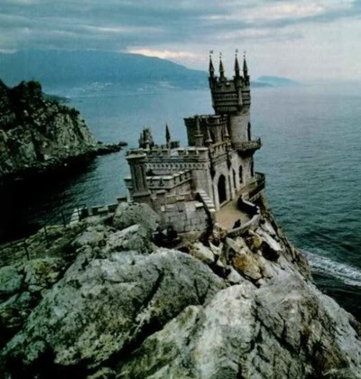 in a castle by the sea.Swallows, Castles, Novels, Nests, Places, The Last Unicorns, Faraway, Fairies Tales, The Sea