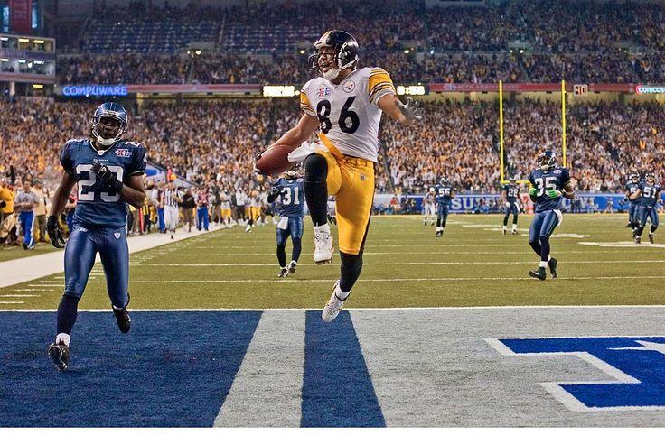 Super Bowl XL: Hines Ward, Pittsburgh Steelers