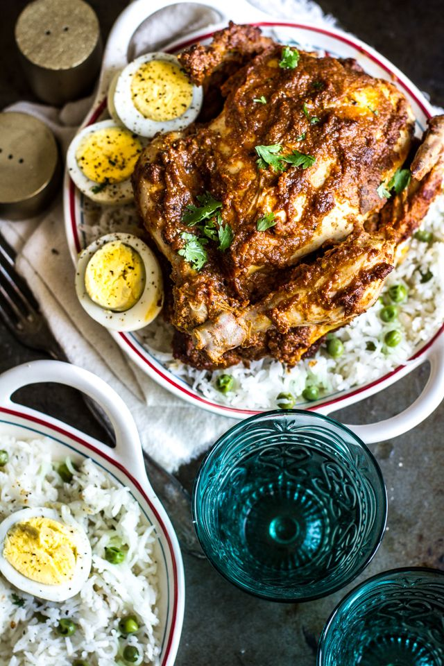 38 best bcmeats images on pinterest cooking recipes cooking food journey kitchen steamed masala whole chicken murgh musallam and rice with traditional indian foodwhole forumfinder Images