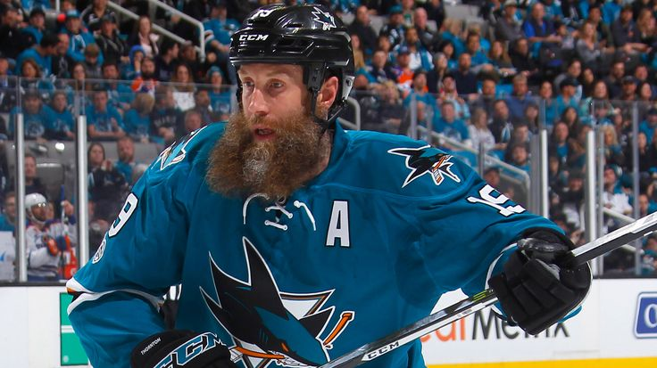 NEWS:  Joe Thornton of Sharks has surgery on left knee  37-year-old center expected to be ready for start of next season  -  April 25, 2017