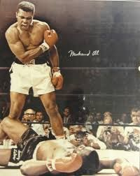 Muhammad Ali, greatest boxer of all time