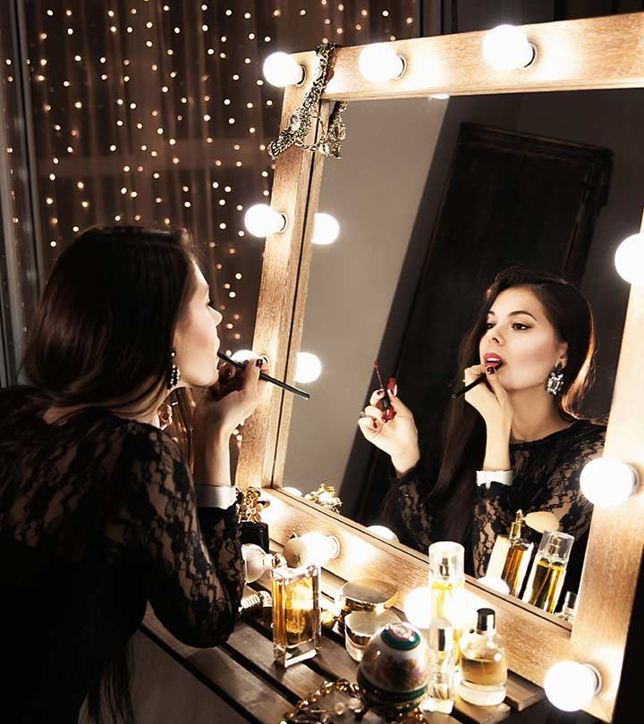 Best Lighted Makeup Mirrors Vanity Mirrors With Reviews 2020