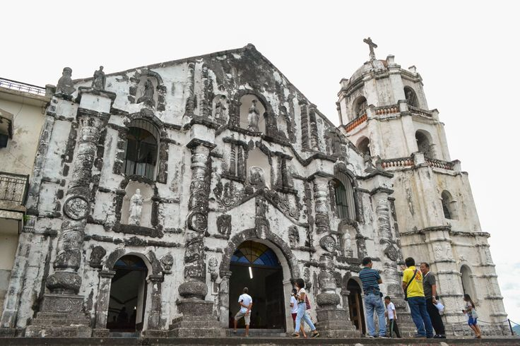 Daraga Church, also known as Our Lady of the Gate and the church of Nuestra Senora de la Porteria