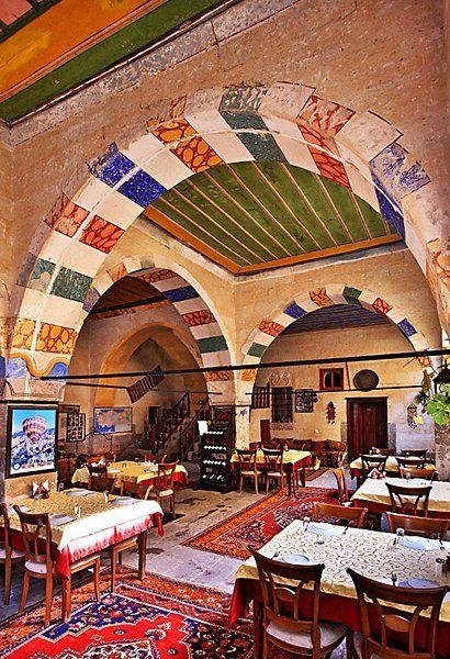Old Turkey house in Moustafapasa