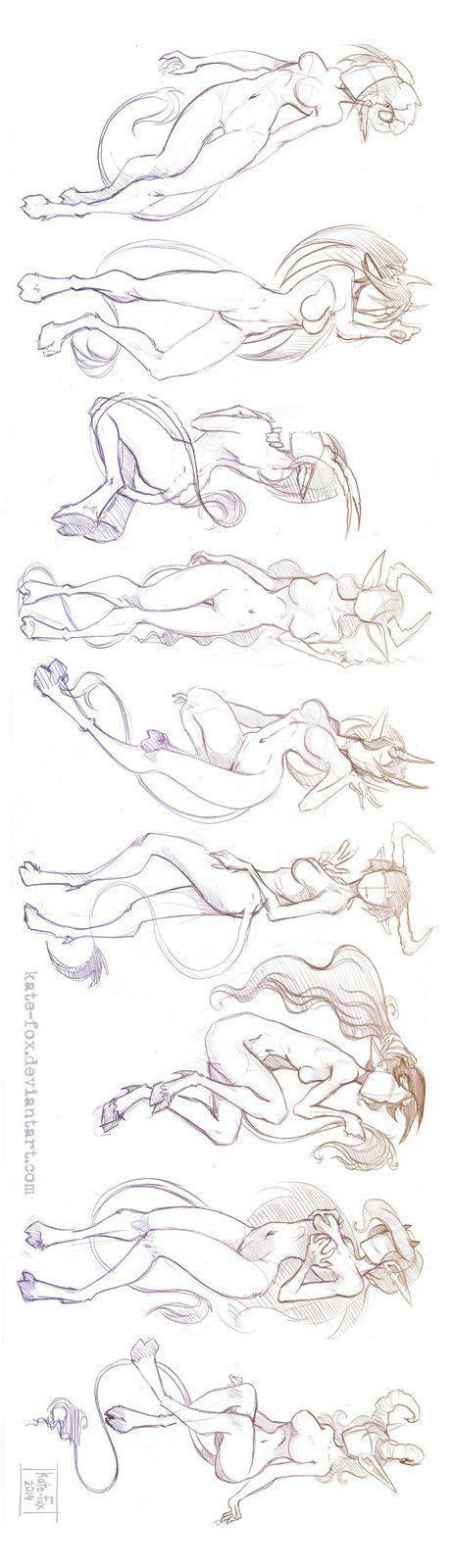 Lsnowman采集到人体/雕塑(411图)_花瓣游戏