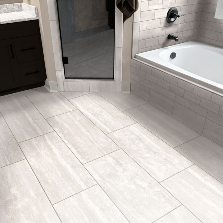 Tile Porcelain Bathroom Floor, Is Porcelain Tile Good For A Bathroom Floor