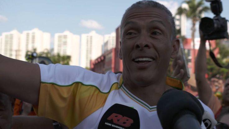 Dia 1 - Revezamento da Tocha Olímpica Rio 2016