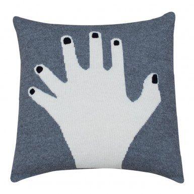 Fancy Finger Dark Grey