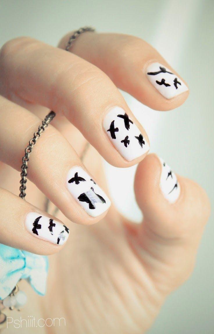 151 beste afbeeldingen van Vernis à ongles / Nail art - Nagel ...