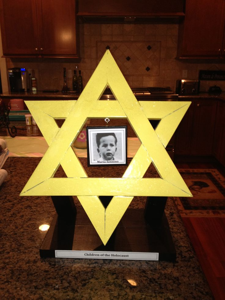 Holocaust Project for School | Kids School Projects ...