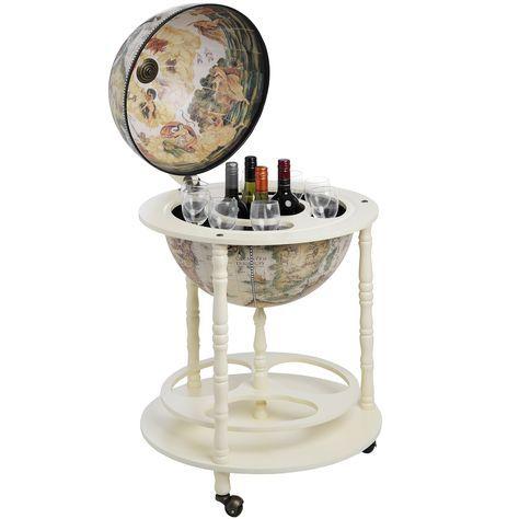 Globe drinks cabinet, £145.00