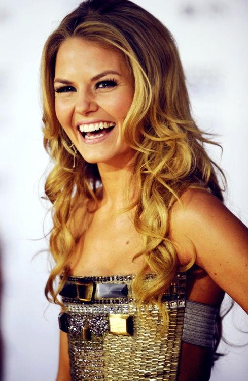 Jennifer Morrison -This is such a great photo, she is beautiful!