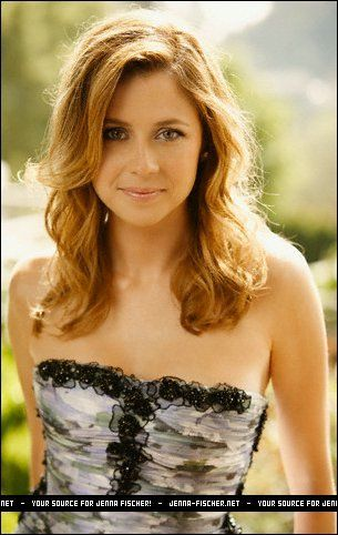 Jenna Fischer, favorite actress
