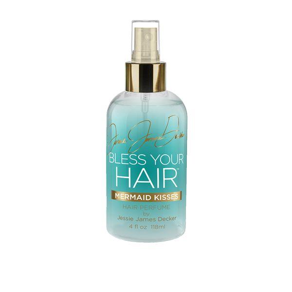 Bless Your Hair - Mermaid Kisses Hair Perfume by Jessie James Decker – fave4