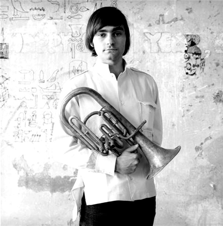 Marty Balin - Jefferson Airplane - 1967.