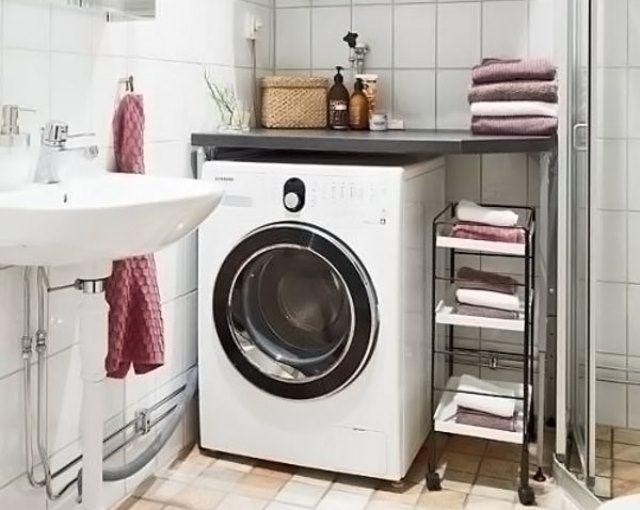Расстановка мебели в ванной: 5 правил и 5 рациональных примеров