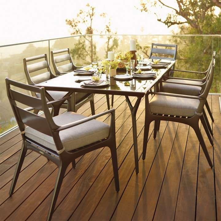 18 Best Cast Amp Tubular Aluminum Outdoor Furniture Images