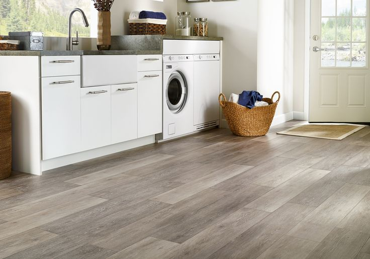 Armstrong Vivero Vinyl Limed Oak Chateau Gray Armstrong