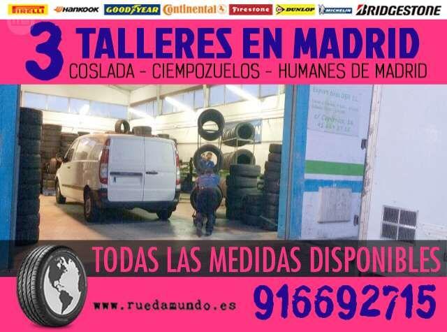 RUEDAS BARATAS-OFERTA DEL MES-RUEDAMUNDO - foto 4