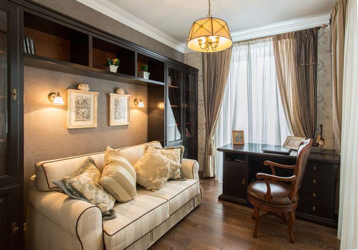 Дизайн-проект: интерьер квартиры в деревенском стиле | HomeNiNo.ru - портал о дизайне интерьера