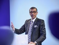 "A classic returns? Nokia CEO confirms comeback for phones Nostalgia beckons as Rajeev Suri reiterates plans for Nokia to re-enter the mobile phone market, but he also says ""there's no rush."""