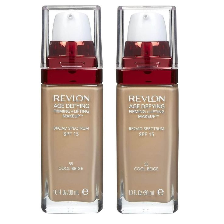 Revlon Age Defying Firming + Lifting Makeup, Cool