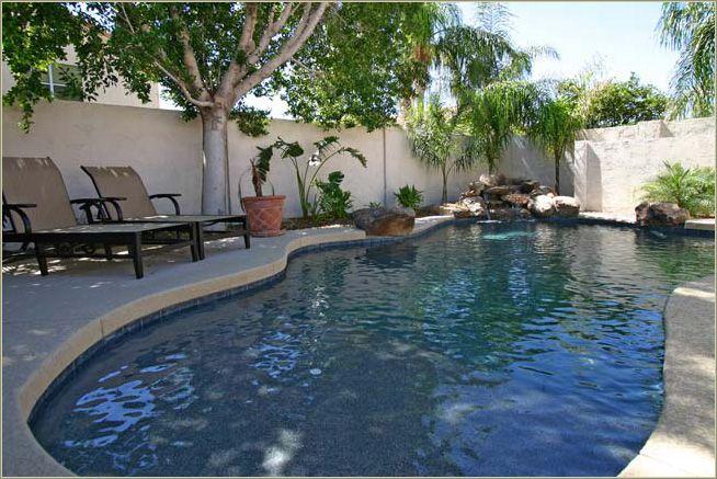 1000 Ideas About Swimming Pools Backyard On Pinterest