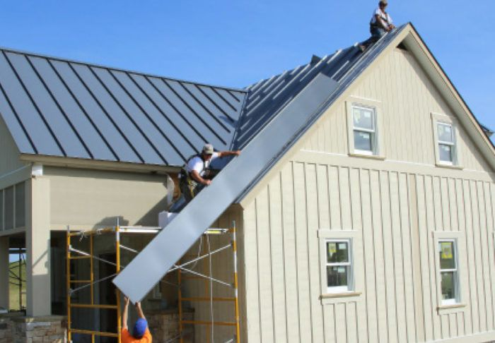 Article Image Metal Roof Installation Roof Installation Standing Seam