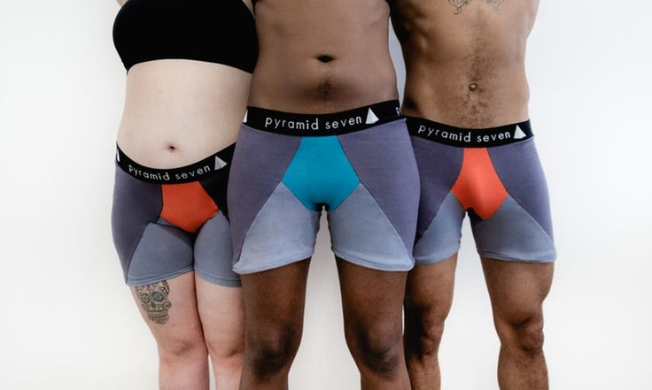 These Period-Friendly Boxers For Transgender Men Are Designed To Work With Traditional Sanitary Products