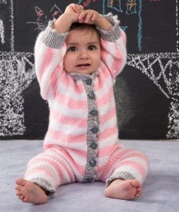 d59aa1a0a 25 Amazing Free Baby Knitting Patterns for 0-3 Months