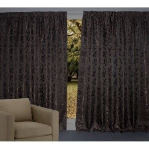 2600mm long blockout curtains