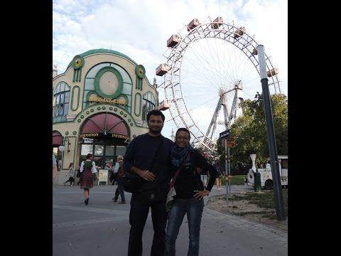#ViPortoConMe - Prater - Wiener Riesenrad La ruota panoramica più antica...