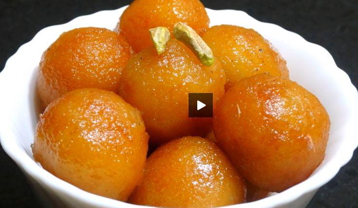 Bread Gulab Jamun Recipe-Instant Gulab Jamun-How To make Perfect Bread Gulab Jamun-Indian Sweets Free Video: http://www.mysharedpage.com/bread-gulab-jamun-recipe #gulab  #recipe #hindi #food
