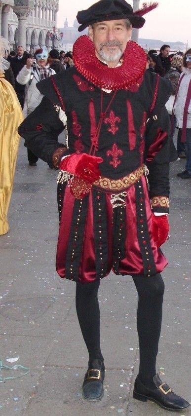a perfect Tudor Gentleman